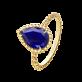 Serpent Bohème lapis lazuli
