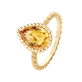 Serpent Bohème citrine