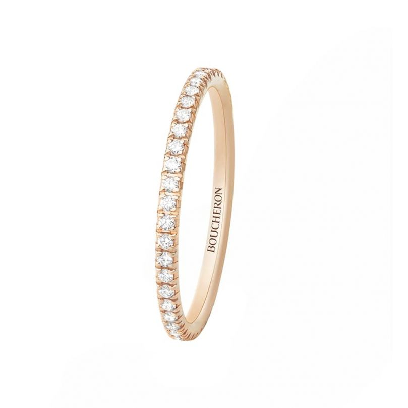 First product packshot Epure small wedding band
