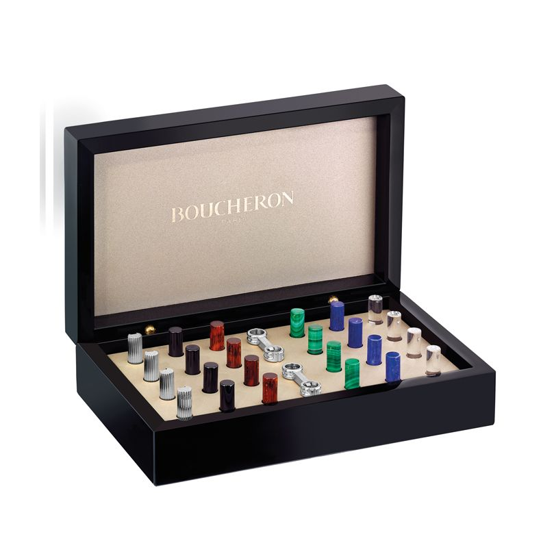 First product packshot Epure Cufflinks Box