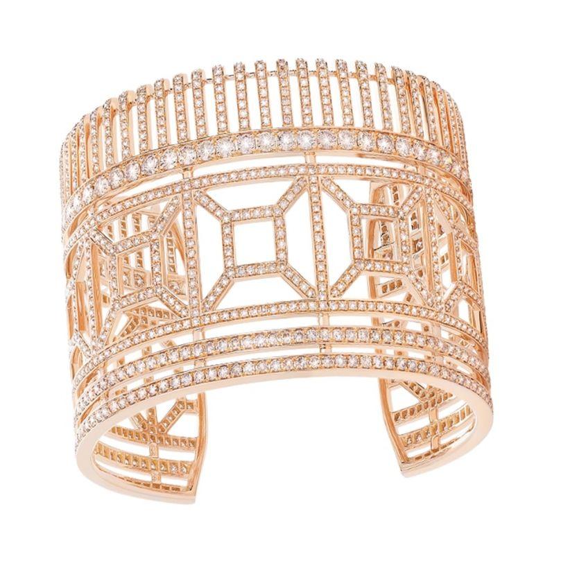 First product packshot Quatre Radiant Edition Cuff Bracelet