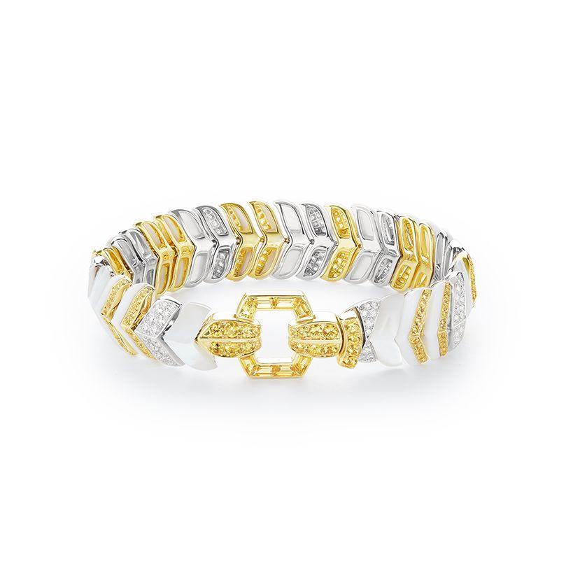 First product packshot Bracelet Vendôme Chromatique