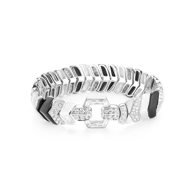 First product packshot Vendôme Argentique Bracelet