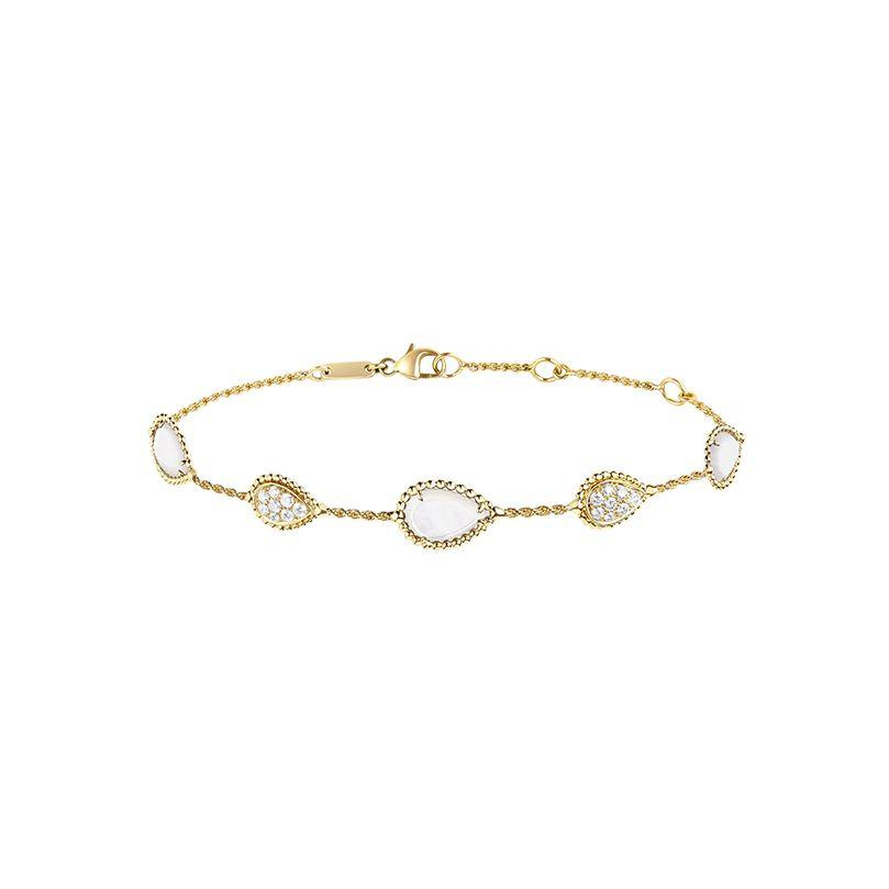 First product packshot Serpent Bohème Bracelet, five motifs