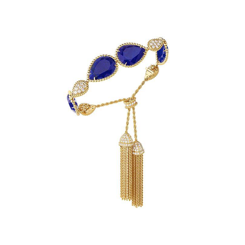 First product packshot Serpent Bohème Bracelet Pompon