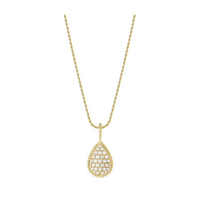 First product packshot Serpent Bohème long necklace L Motif