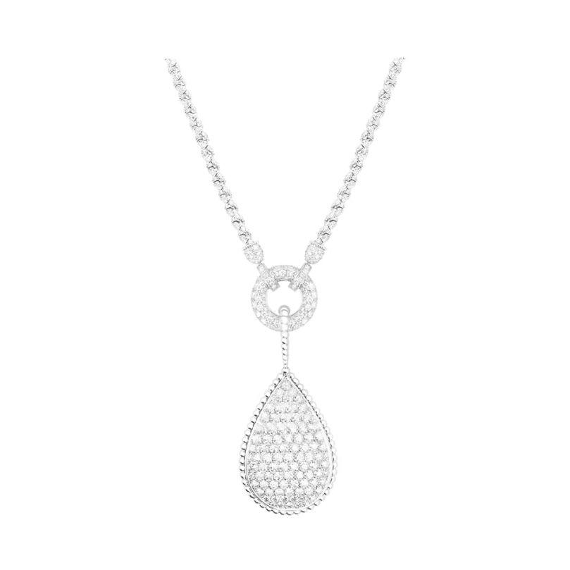 First product packshot Serpent Bohème necklace Motif XXL