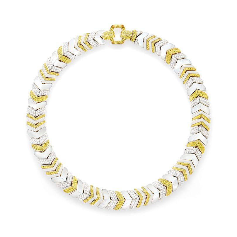 First product packshot Vendôme Chromatique Necklace