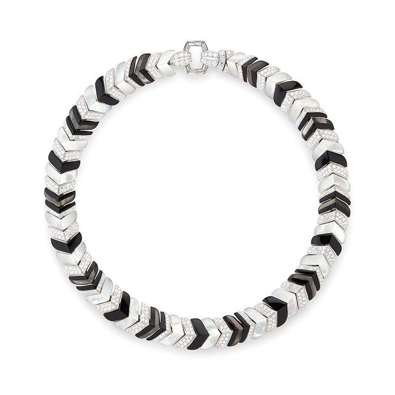First product packshot Vendôme Argentique Necklace