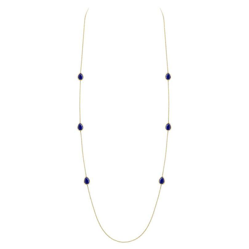First product packshot Serpent Bohème Long necklace 6 Motifs