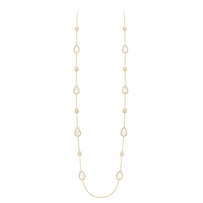 First product packshot Serpent Bohème Long Necklace, 16 motifs