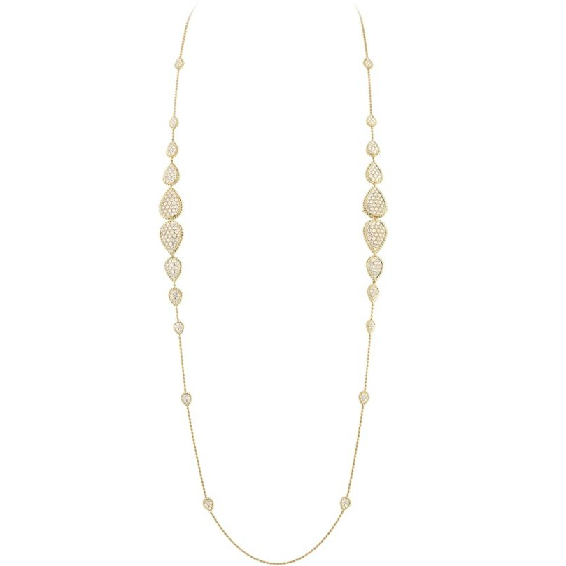 First product packshot Long necklace Serpent Bohème