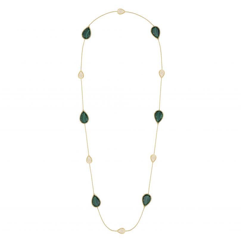 First product packshot Serpent Bohème Long Necklace, 12 motifs