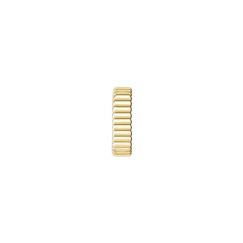 First product packshot Quatre Grosgrain Single Clip earring