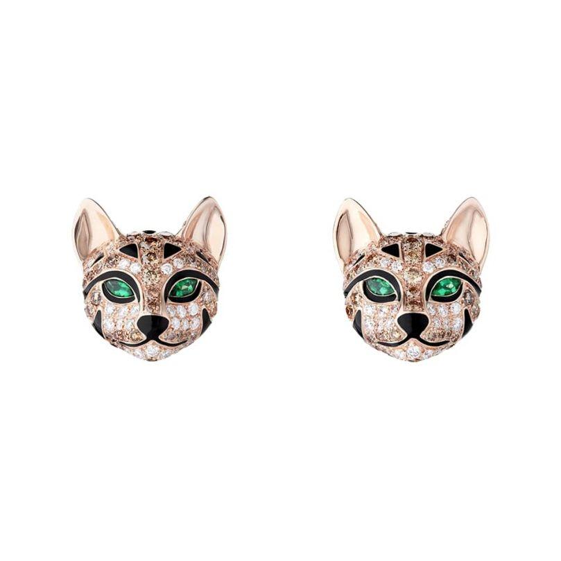 First product packshot Puces d'oreilles Fuzzy, le Chat Léopard