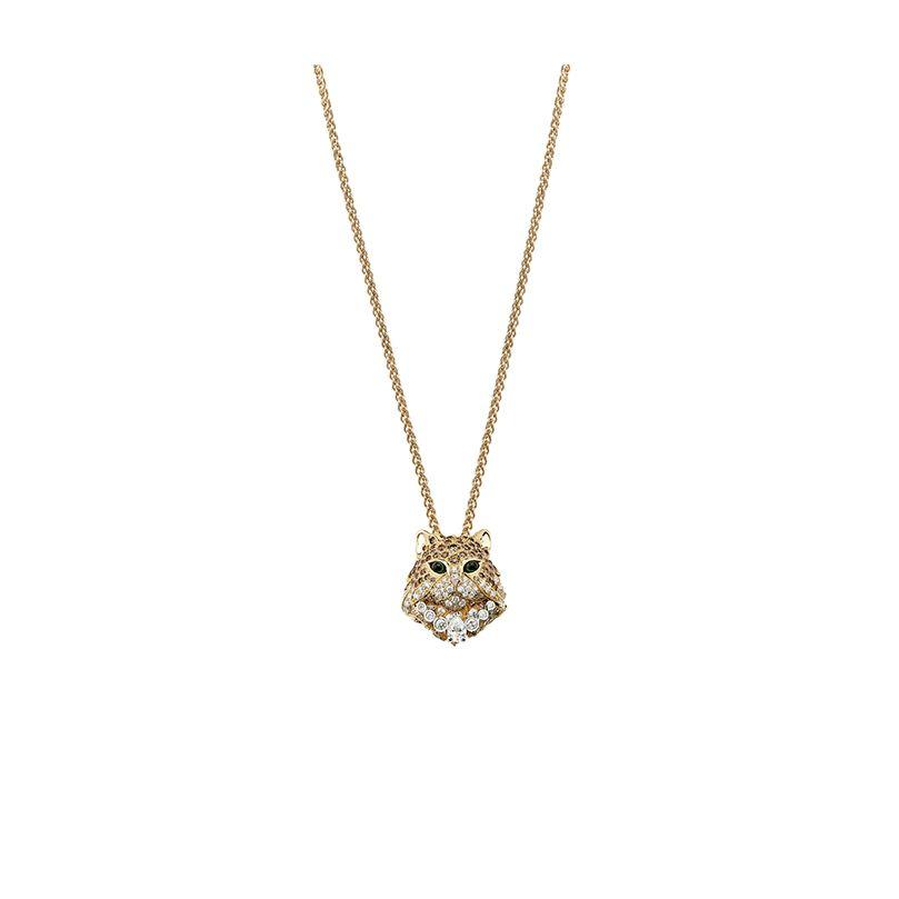 First product packshot Wladimir, the Cat pendant