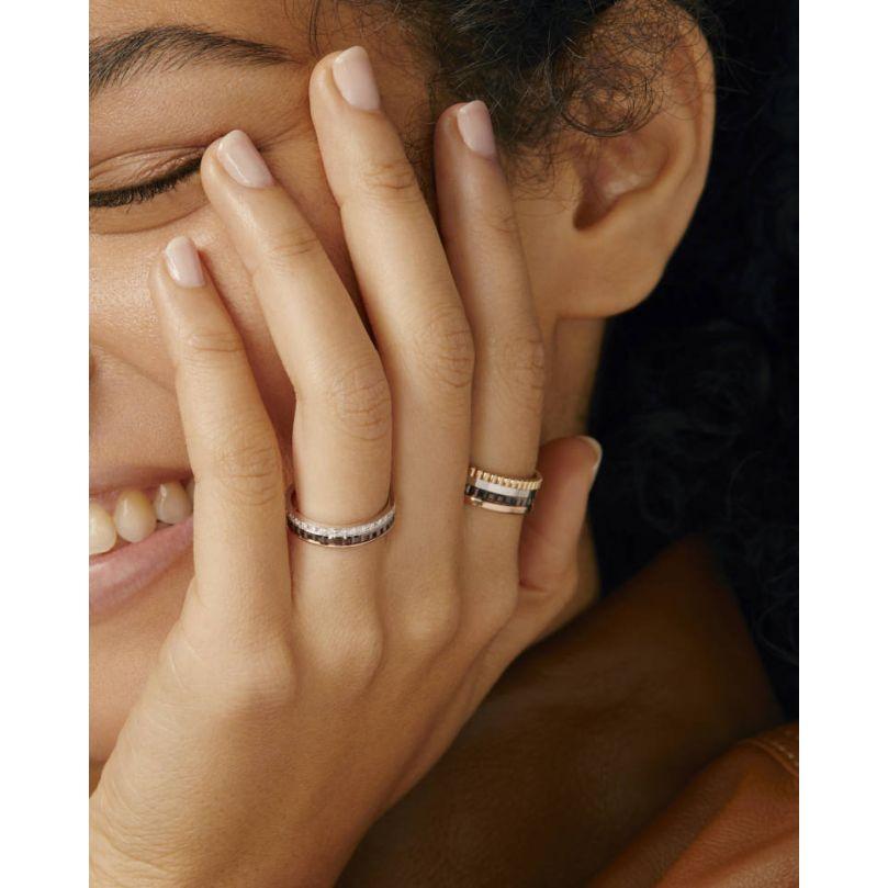 Second worn look Quatre Classique Small Ring