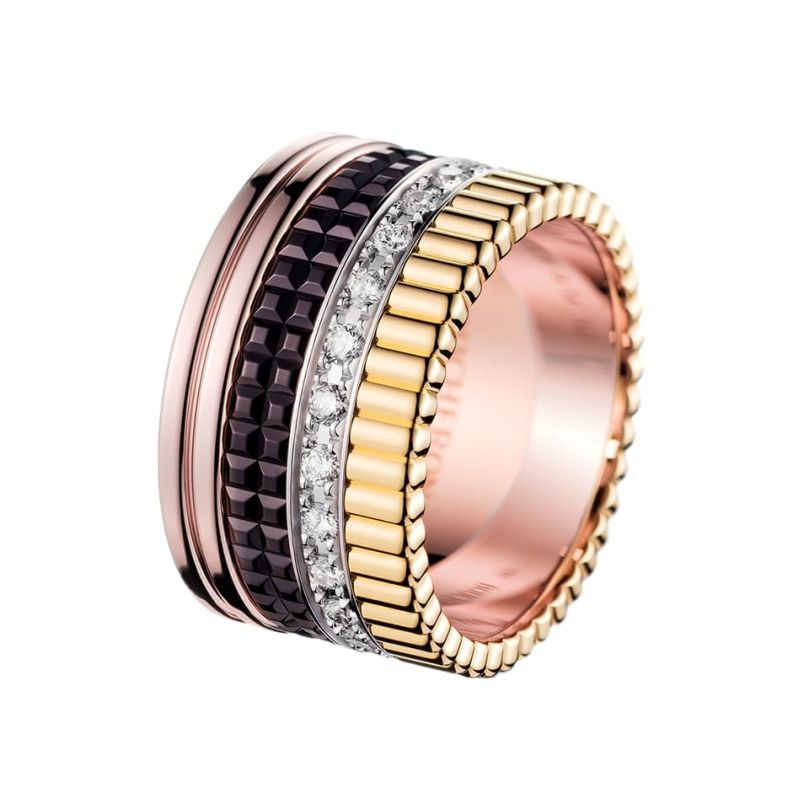 First product packshot Quatre Classique Large Ring