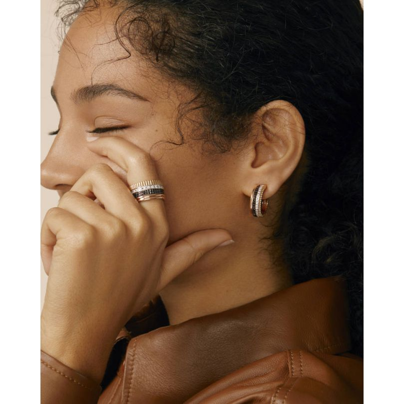 Second worn look Quatre Classique Large Ring