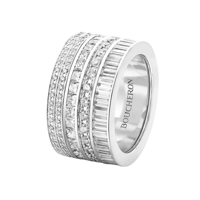First product packshot Quatre Radiant Ring