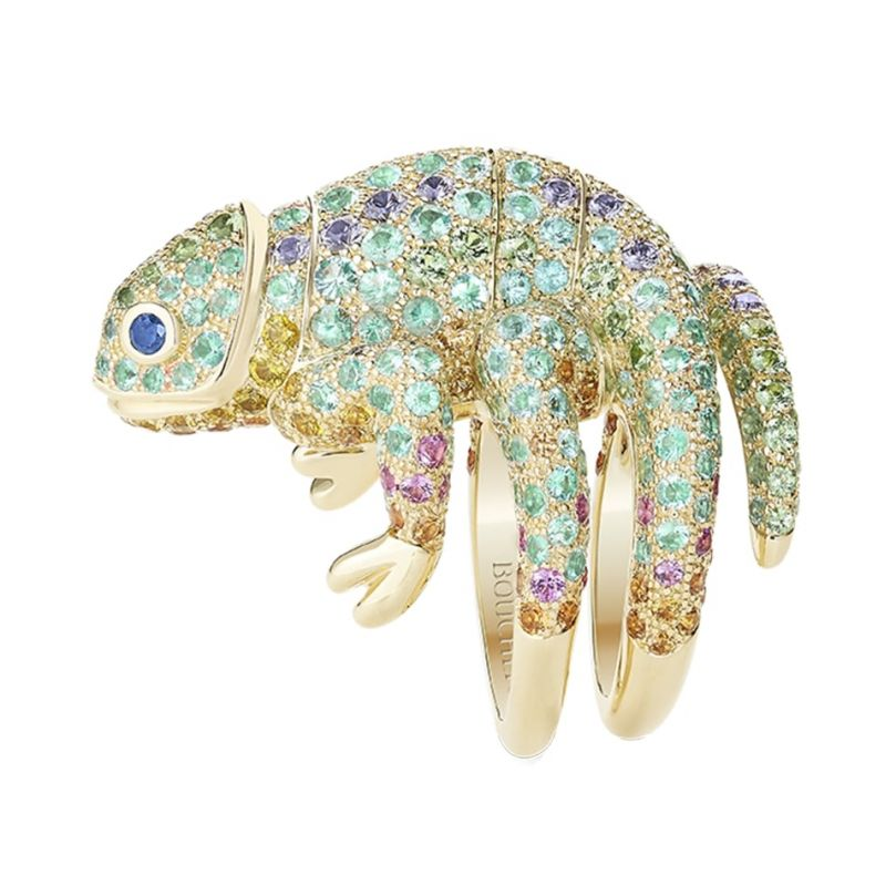 First product packshot Masy, the Chameleon Ring
