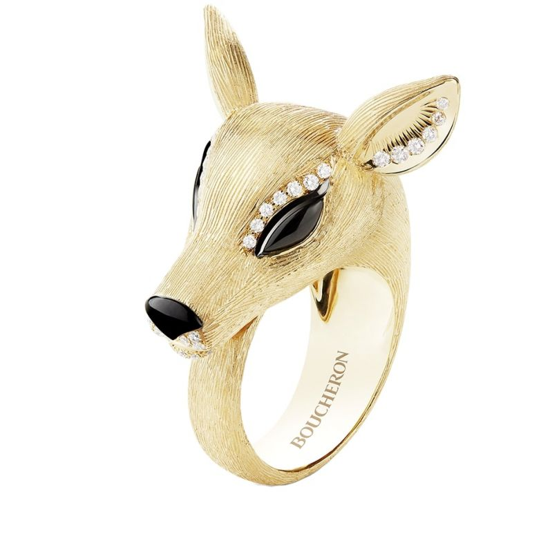 First product packshot Nara, the Doe Ring