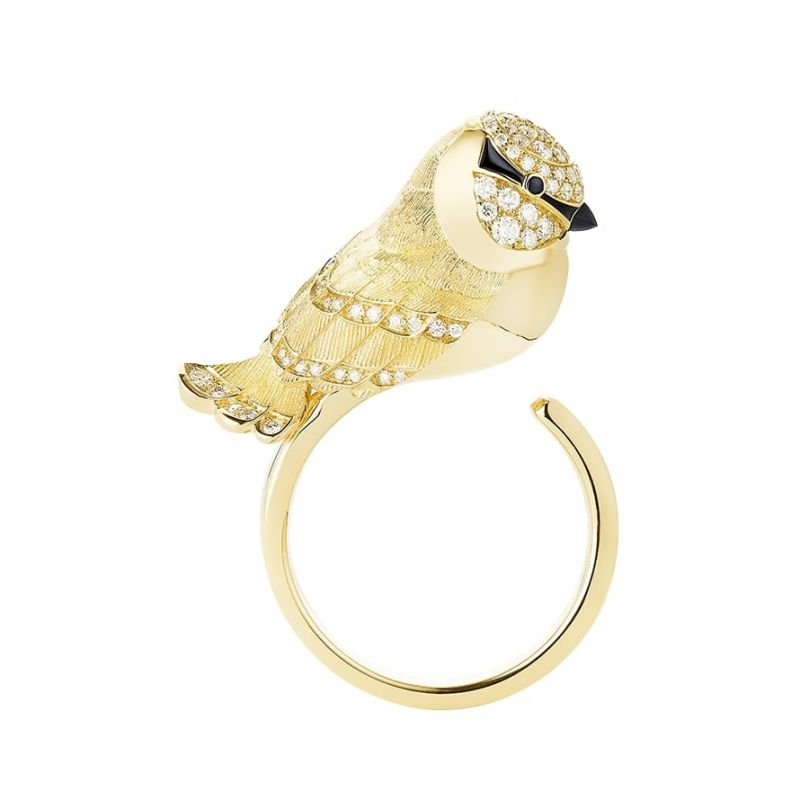 First product packshot Meisa, The Chickadee Ring