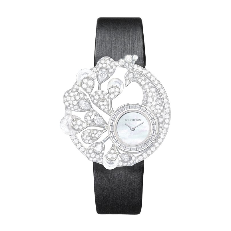 First product packshot AJOURÉE HÉRA JEWELRY WATCH