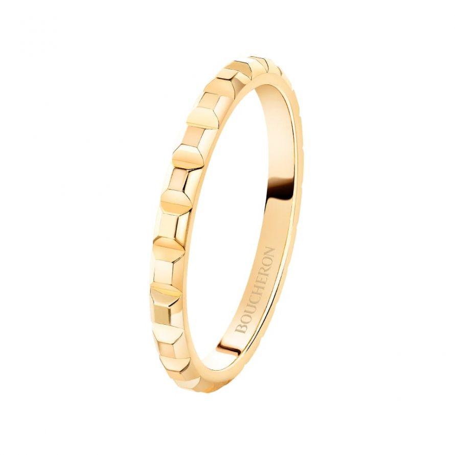 First product packshot Clou de Paris Mini Wedding Band ring