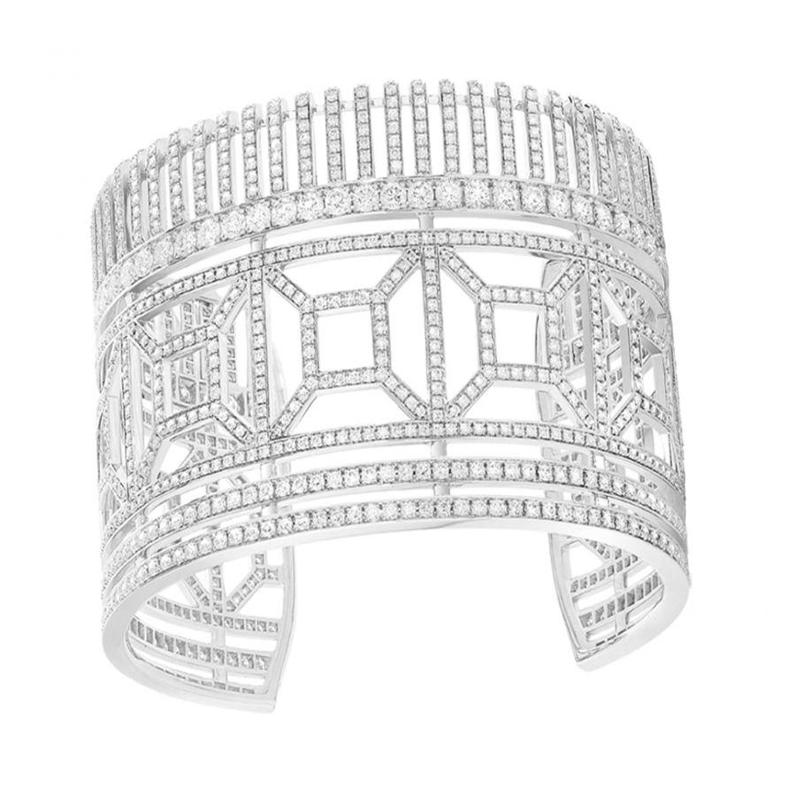 First product packshot Bracelet Manchette Quatre Radiant Edition