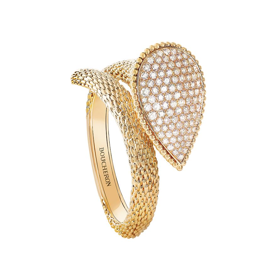 First product packshot Serpent Bohème Bangle Bracelet