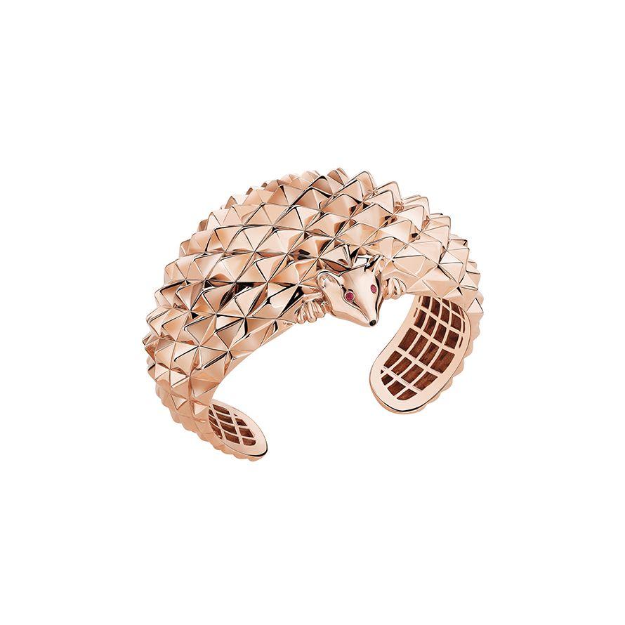 First product packshot Hans, the hedgehog bracelet