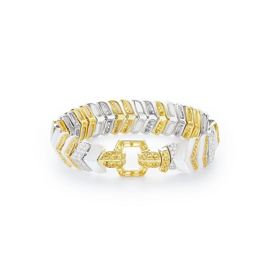 First product packshot Vendôme Chromatique Bracelet