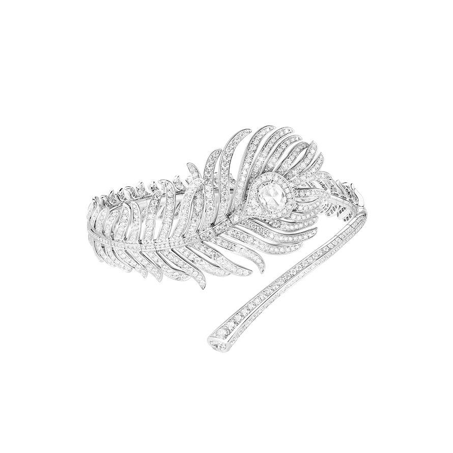 First product packshot Plume de Paon bracelet