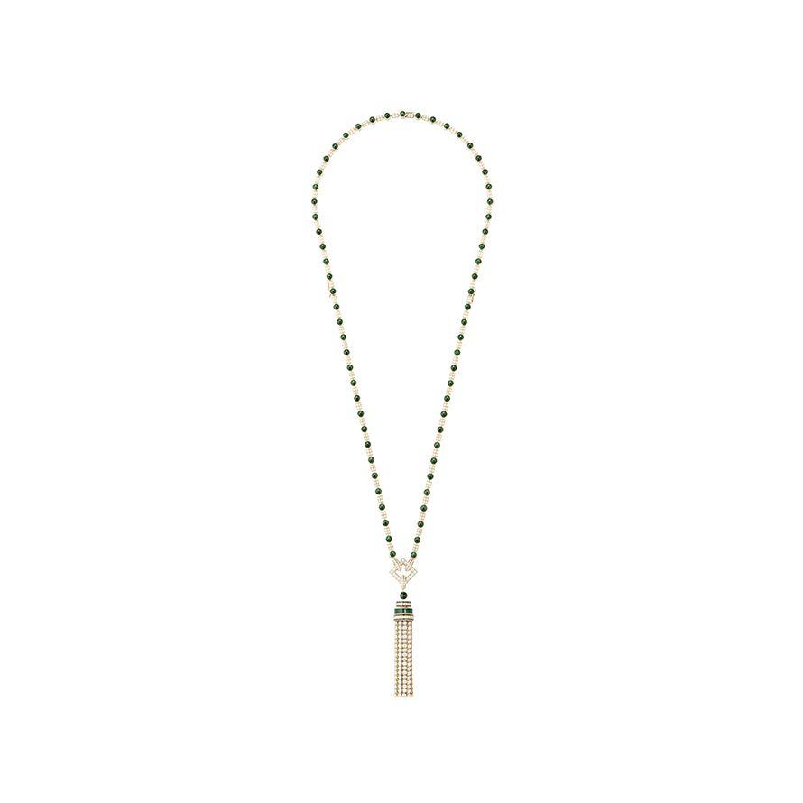 First product packshot Pompon Necklace