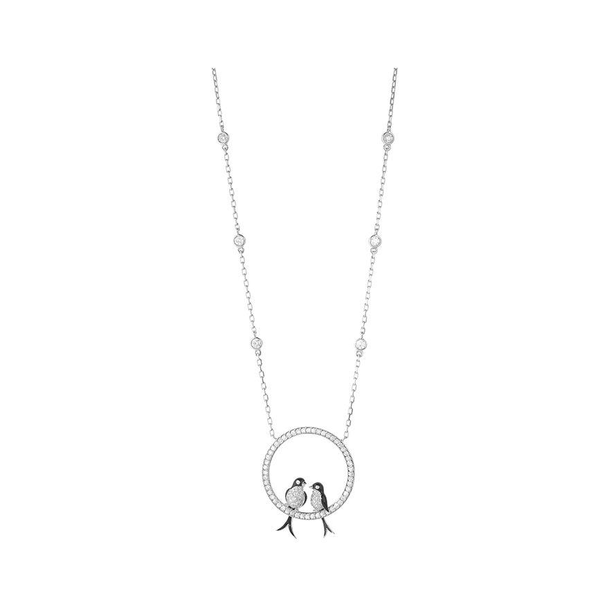 First product packshot Hirunda, the swallows pendant