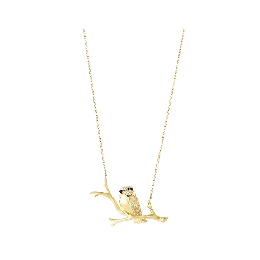 First product packshot Meisa, The Chickadee Pendant