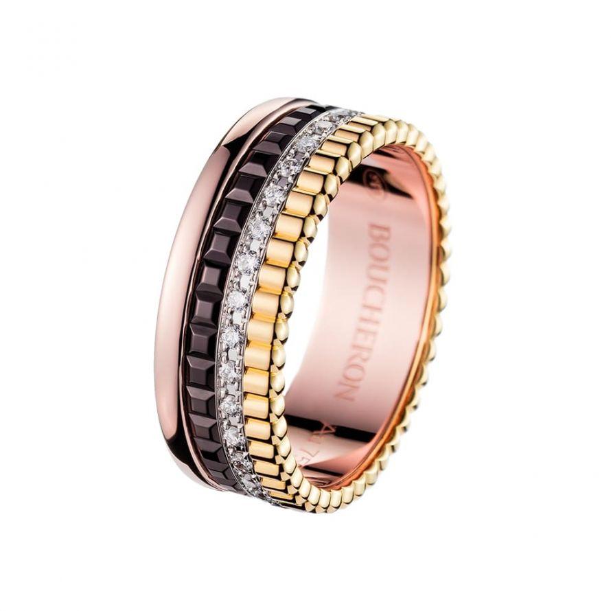 First product packshot Quatre Classique Small Ring
