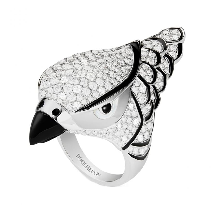 First product packshot The Falcon Ring