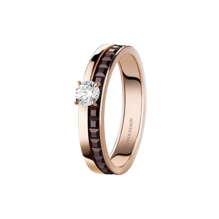 First product packshot Quatre Classique Engagement Ring