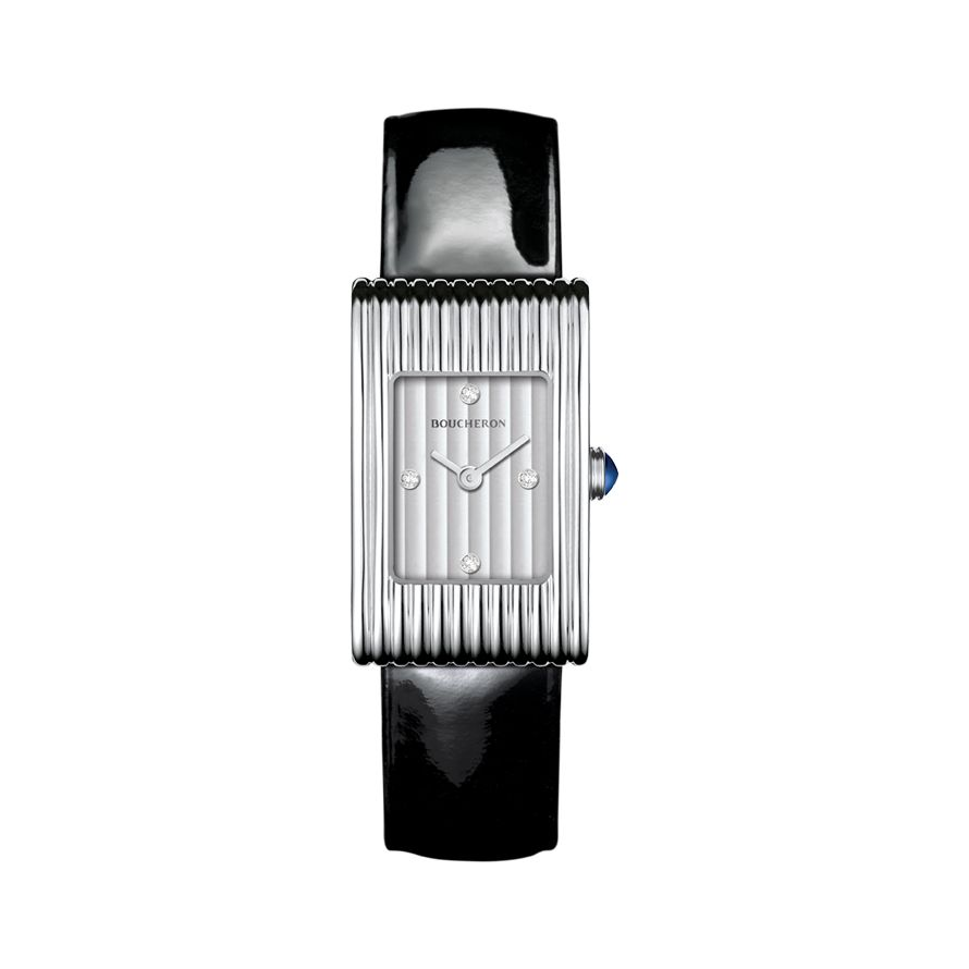 First product packshot REFLET SMALL リフレ ウォッチ スティール スモール