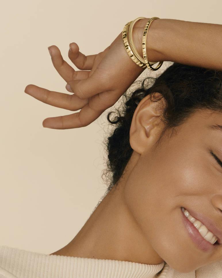 Quatre Clou de Paris Bangle Bracelet